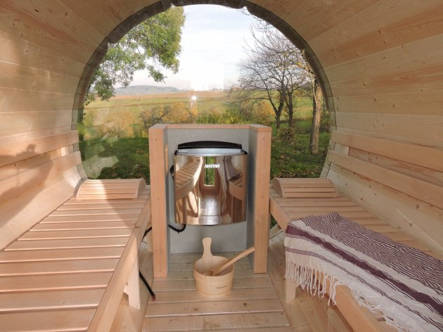 Sauna village des meuniers