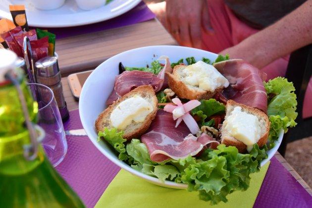 Salade village des meuniers