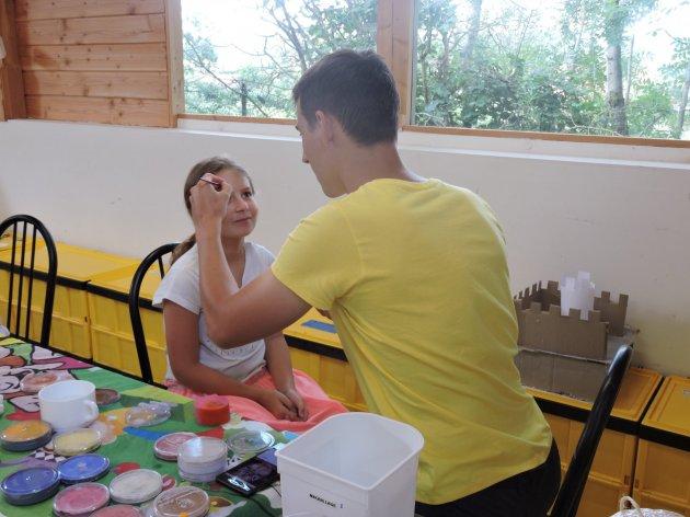 Club enfant maquillage